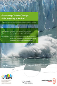 Brochure Governing Climate Change