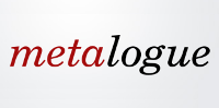 Logo METALOGUE